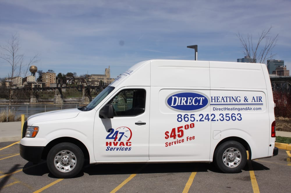 Direct Heating and Air: 3336 Stamps Ln, Powell, TN