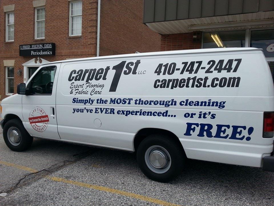 Carpet 1st LLC: 288 Bloomsbury Ave, Catonsville, MD