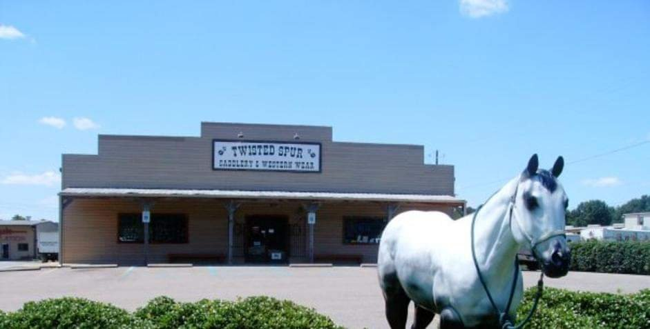 Twisted Spur Saddlery & Western Wear: 3033 Wetumpka Hwy, Montgomery, AL
