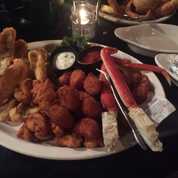 Photo Of Boone S Long Lake Inn Traverse City Mi United States Seafood