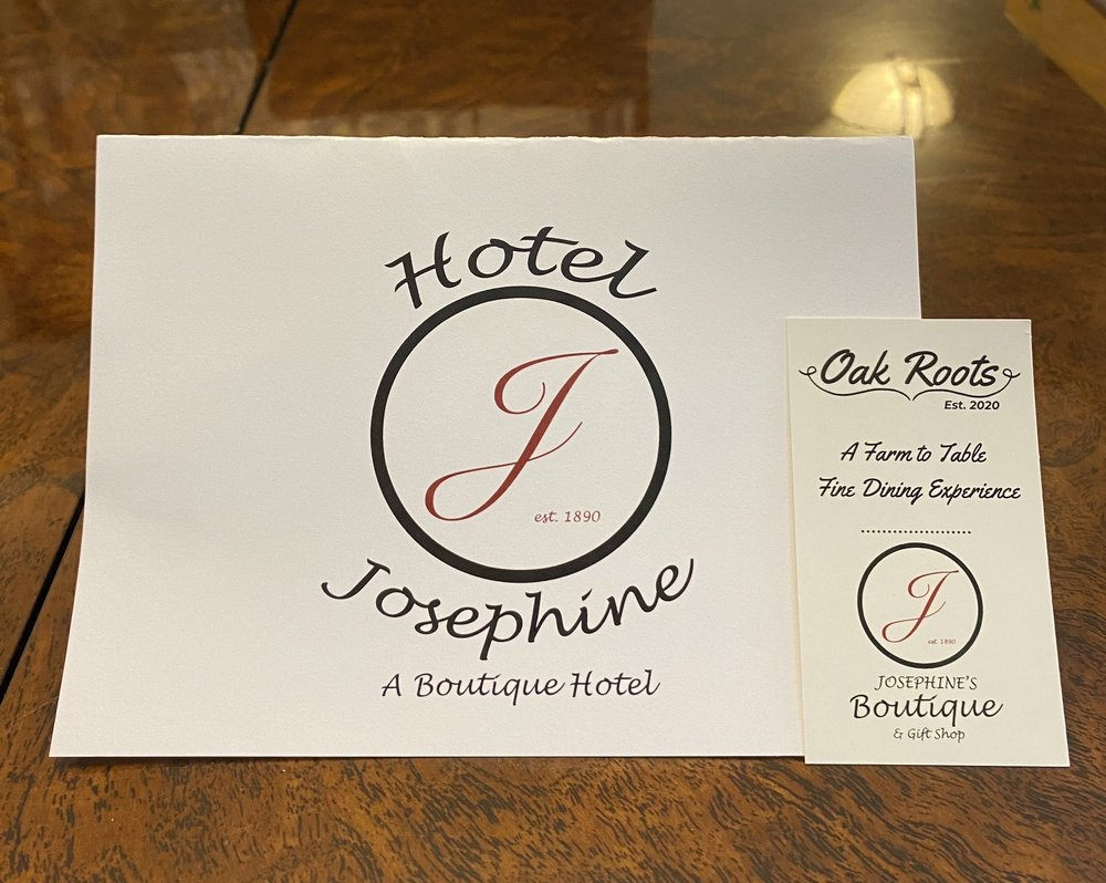 Oak Roots - Hotel Josephine: 501 Ohio Ave, Holton, KS