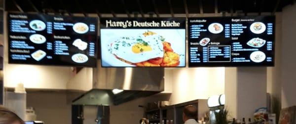harry's deutsche küche - german - leipziger platz 12, mitte ... - Deutsche Küche In Berlin