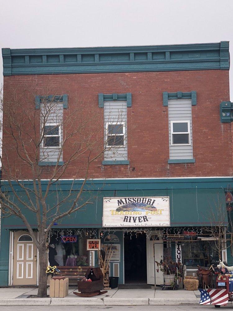 Missouri River Traders: 314 Broadway St, Townsend, MT