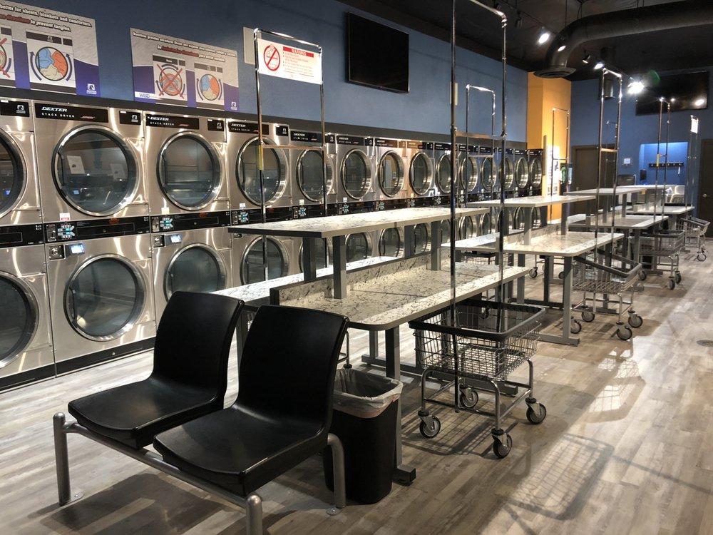 Twin City Laundry: 1208 Washington Way, Longview, WA