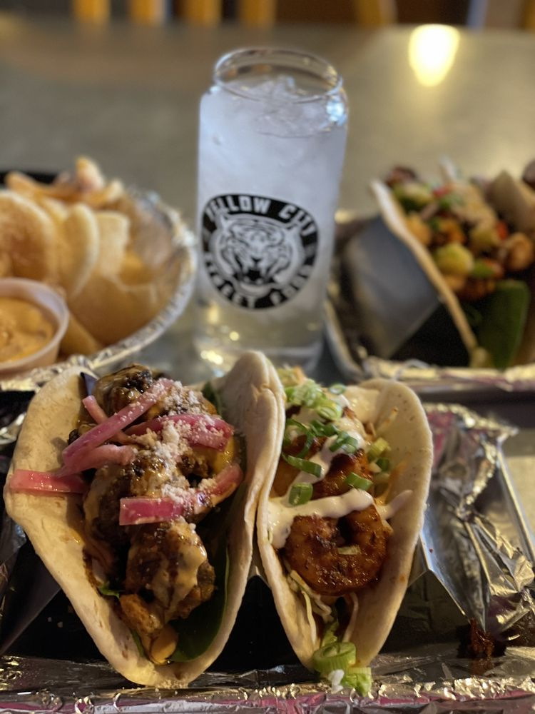 Yellow City Street Food: 2916 Wolflin, Amarillo, TX