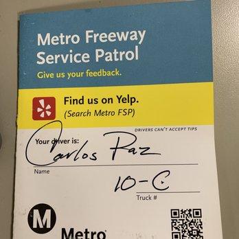 Metro Freeway Service Patrol - 511 - 570 Photos & 174 Reviews