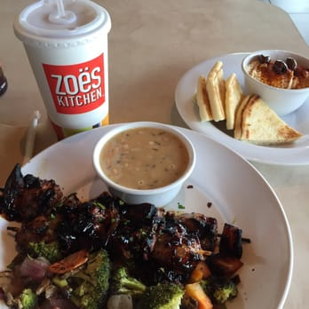 Zoes Kitchen Food zoes kitchen - 54 photos & 60 reviews - mediterranean - 7707
