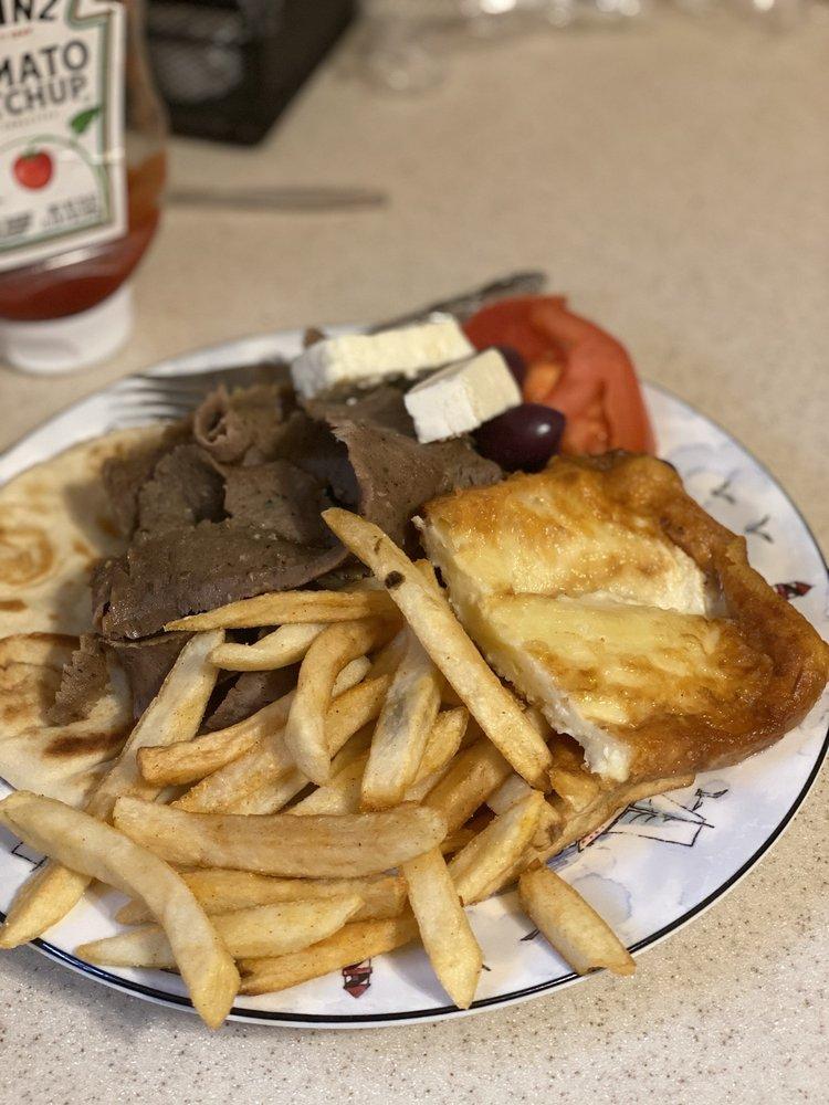 Tzatziki Greek Street Food: 7231 Indianapolis Blvd, Hammond, IN