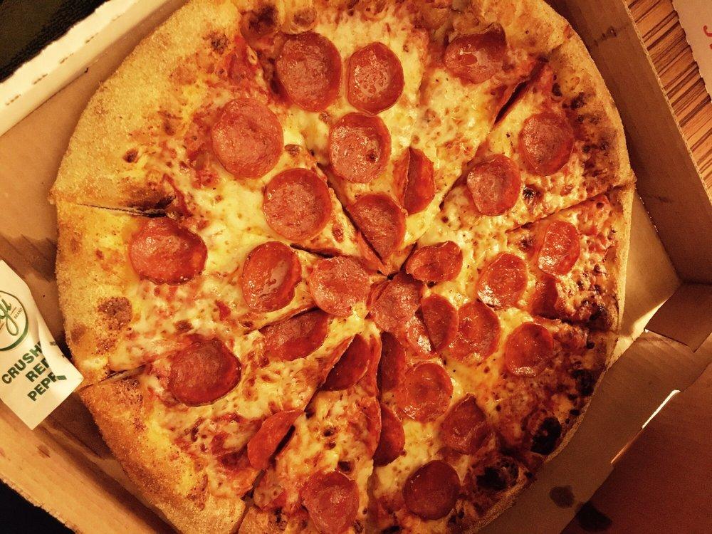 JV's Pizza: 2000 N Lee Trevino Dr, El Paso, TX