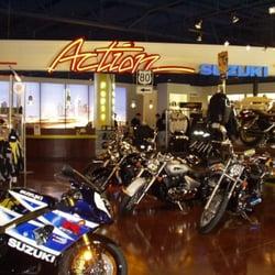 Action Suzuki Closed Motorcycle Dealers 3010 Interstate 30