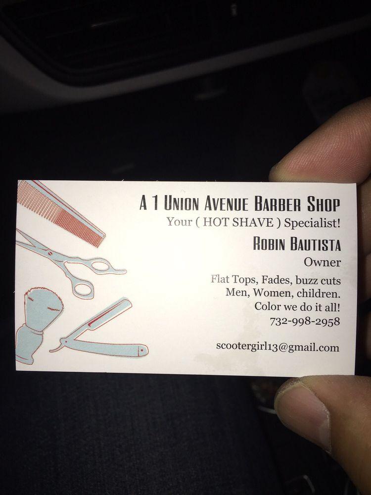A1 Union Avenue Barber Shop: 11 Union Ave, Lakehurst, NJ