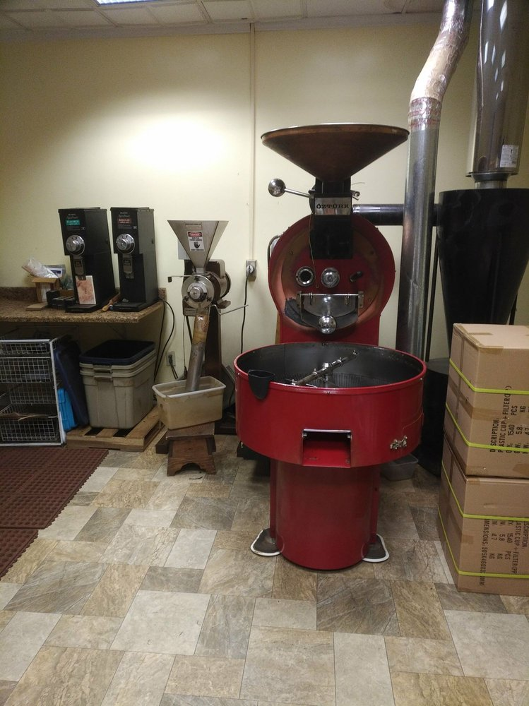 Adirondack Coffee Roasters: 373 Rte 3, Plattsburgh, NY