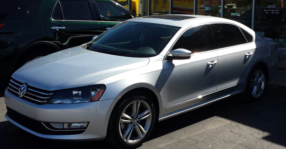 2015 vw passat tsi se clear coat protection with tints yelp. Black Bedroom Furniture Sets. Home Design Ideas