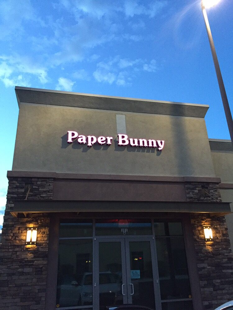 The paper bunny arts crafts 6811 s eastern ave for Arts and crafts las vegas