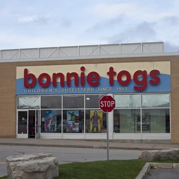 Bonnie Togs Children's Wear Ltd; EDIT THIS PROFILE REPORT AN ERROR CLAIM OWNERSHIP OF LISTING. Bonnie Togs Children's Wear Ltd. Vansickle Road St. Catharines, ON L2R 6P9 ADD TO ADDRESS BOOK. Profile. Bonnie Togs Children's Wear Ltd offers these services: baby clothing, children clothing. Opening Hours. Categories. Clothing and.
