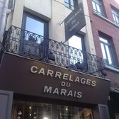 Carrelages du marais magasin de meuble 88 rue for Carrelage du marais lille