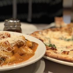 Photo Of Buon Eo Restaurant Hayward Ca United States Gnocchi Pizza