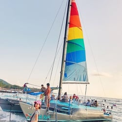 Photo Of Manakai Catamaran Waikiki Hi United States