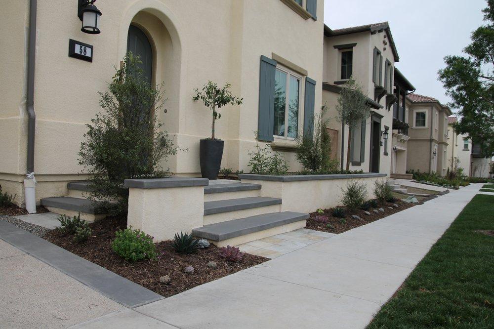 Alan Dunn Landscape Design: 16218 Arrow Hwy, Irwindale, CA