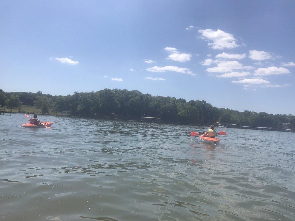 Rippling Waters Resort: 23 Rippling Waters Dr, Camdenton, MO