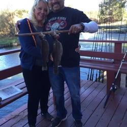 Tahoe trout farm 62 photos 60 reviews fishing 1023 for Trout farm fishing near me