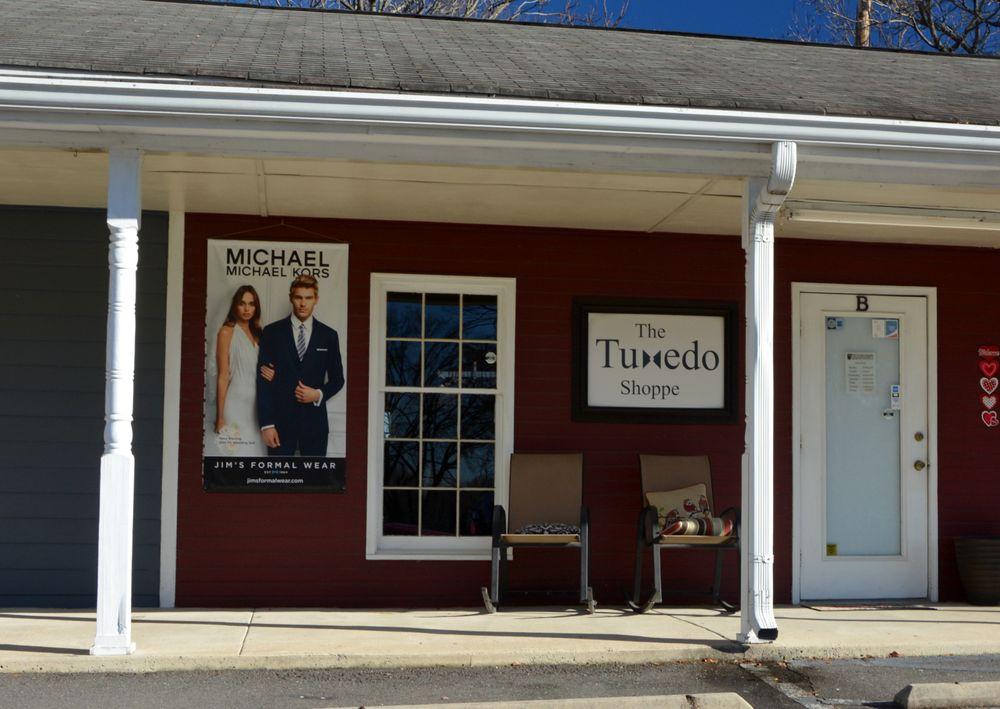 The Tuxedo Shoppe