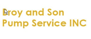Broy & Son Pump Services: 100 S Buckmarsh St, Berryville, VA