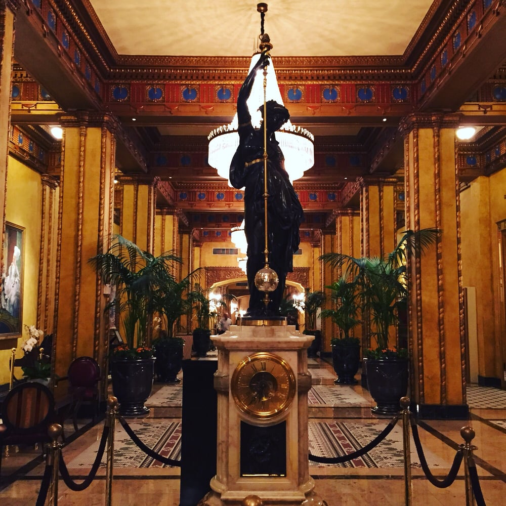 Roosevelt Lodge Dining Room: Outside The Restaurant In The Roosevelt Hotel. Great Place