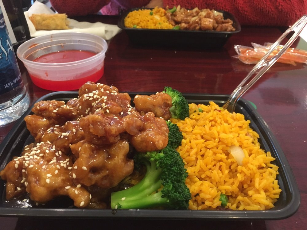 China Wok: 2645 10th Ave SE, Watertown, SD
