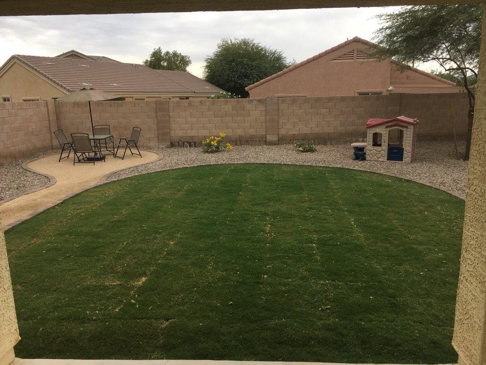 Anozira Landscape Services - Landscaping - 9524 W Camelback Rd Glendale AZ United States ...