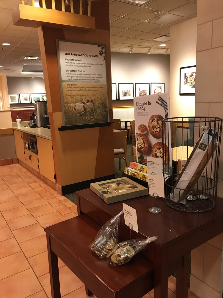Panera Bread: 1510 County Rd 220, Fleming Island, FL