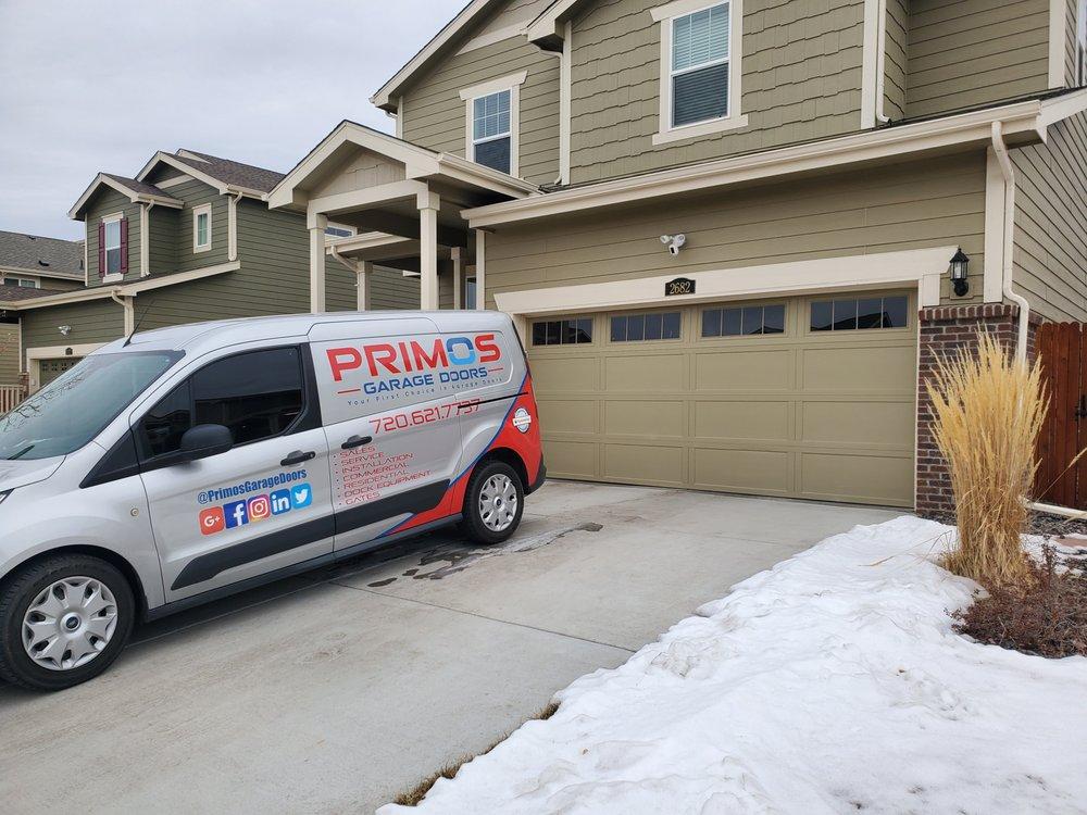 Primos Garage Doors: 610 S Miller Ave, Lafayette, CO