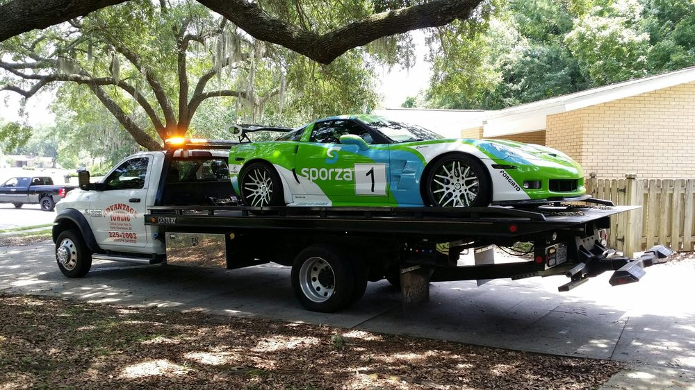 Towing business in North Charleston, SC