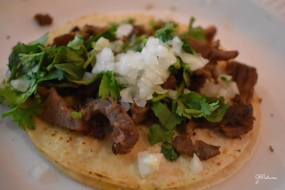 Food from Los Garcia Mexican Fusion