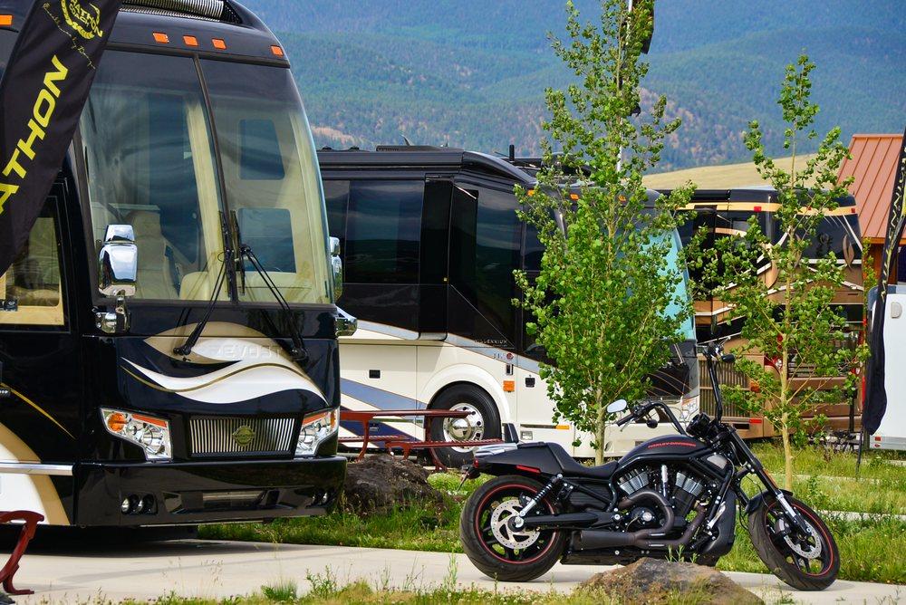 Angel Fire RV Resort: 27500 US Hwy 64, Angel Fire, NM