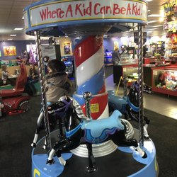 Photo Of Chuck E Cheese S Troy Mi United States New Carousel