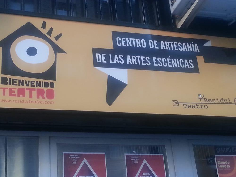 Centro De Artesanía De Las Artes Escénicas