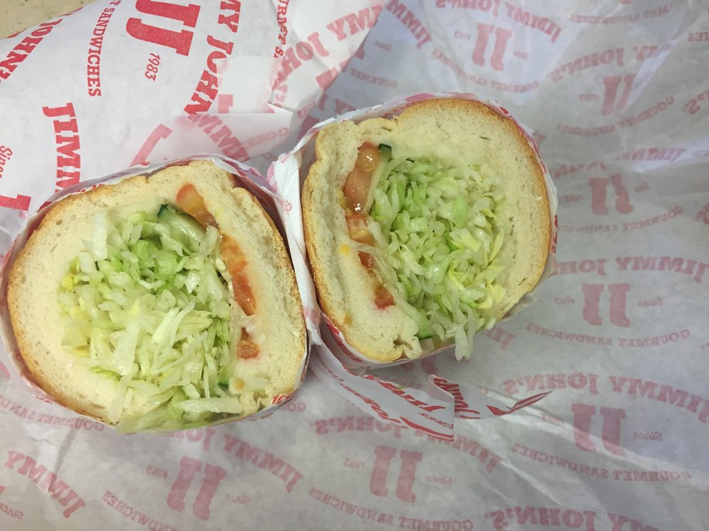 Food from Jimmy John's