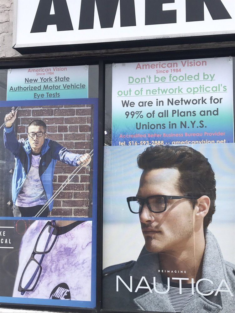 American Vision: 91 Broadway, Lynbrook, NY