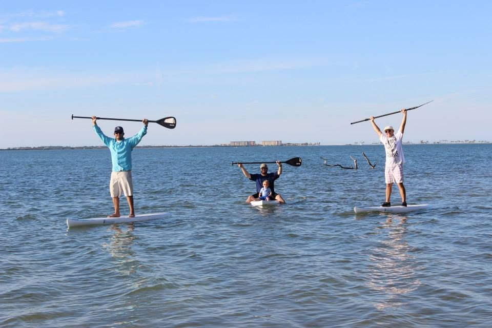 Paddle Out Adventures: 25 Causeway Blvd, Clearwater, FL