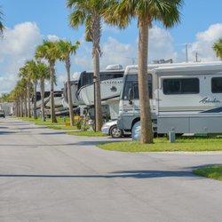 Photo Of Ocean Breeze Rv Resort Jensen Beach Fl United States