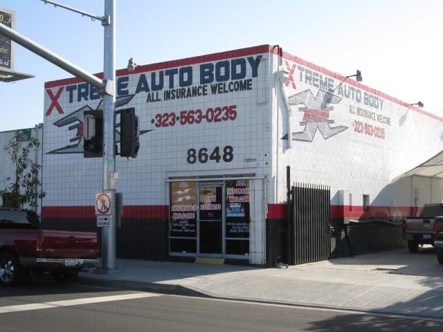 Xtreme Auto Body: 8648 Atlantic Ave, South Gate, CA