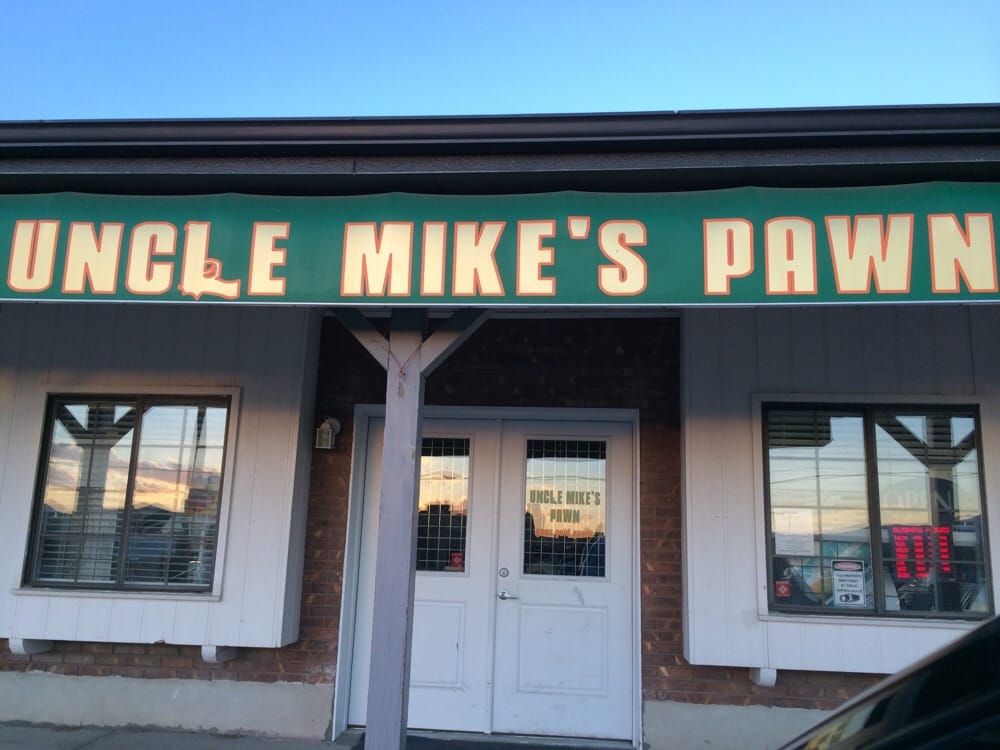 Uncle Mike's Pawn: 2150 N Main St, Logan, UT