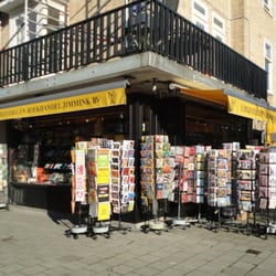 grote boekhandel amsterdam
