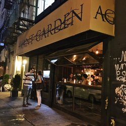 Avant Garden 247 Photos 252 Reviews American New 130 E 7th St East Village New York
