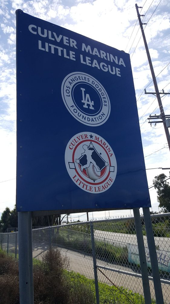 Culver Marina little league