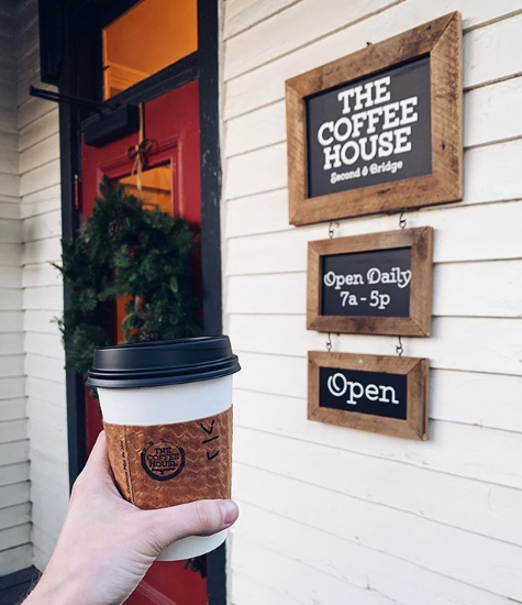 The Coffee House at Second and Bridge: 144 2nd Ave, Franklin, TN