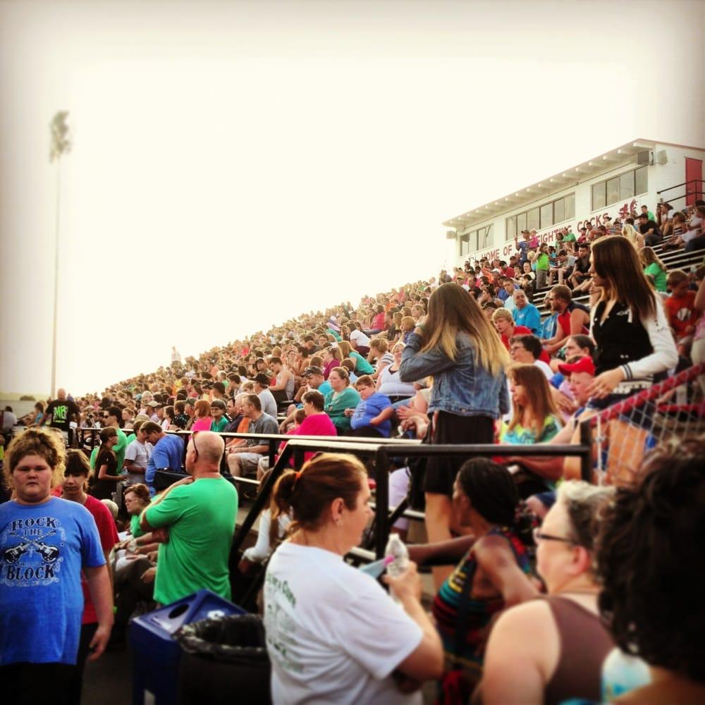 Cocke County High School Stadium: 216 Hedrick Dr, Newport, TN