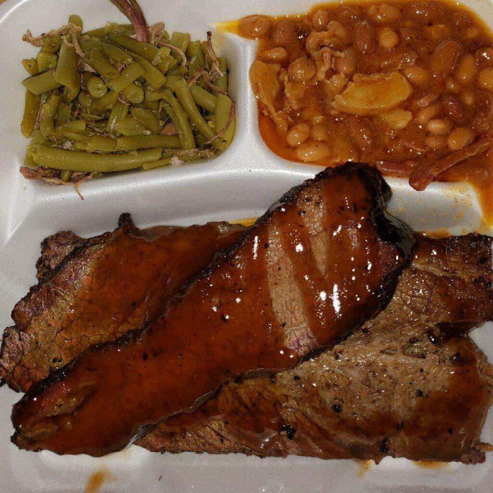 Big Ben's BBQ: 4250 Avenue A, Lubbock, TX