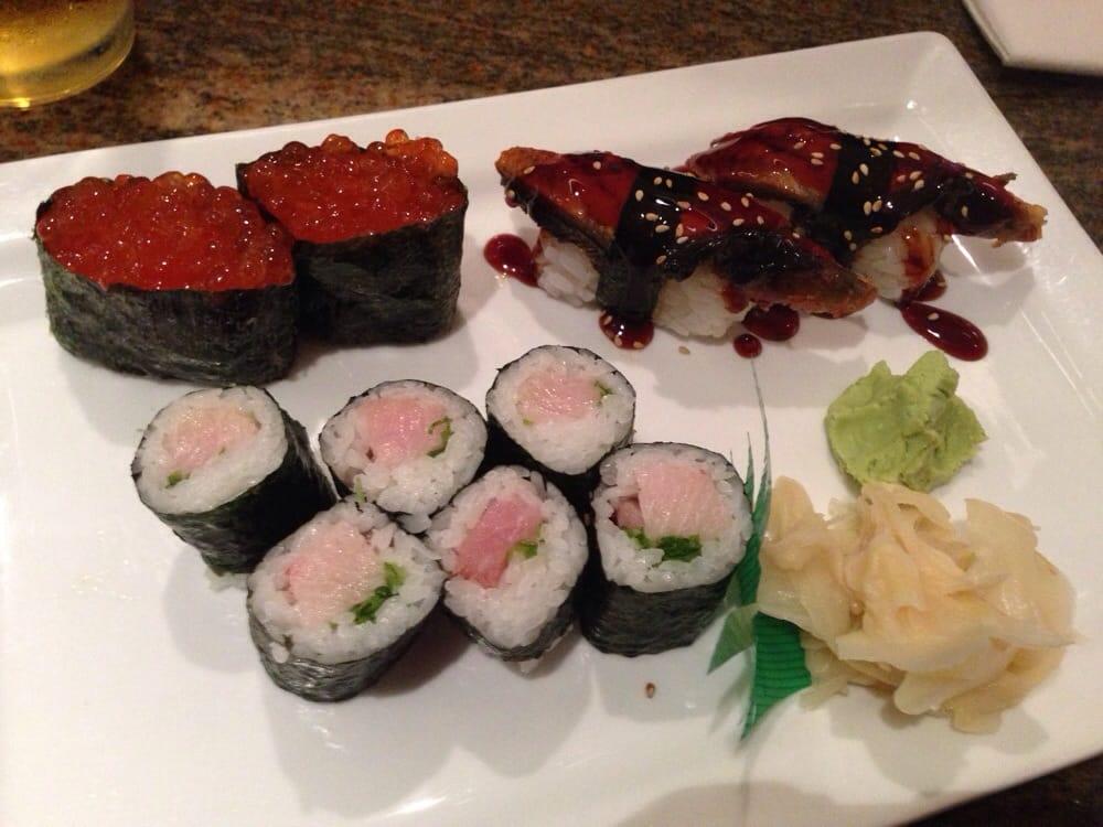 Asian gourmet sushi bar 65 foto 39 s 104 reviews pan for Adaro sushi pan asian cuisine